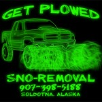 Get Plowed Logo