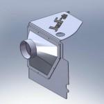 Initial JacFab intake design